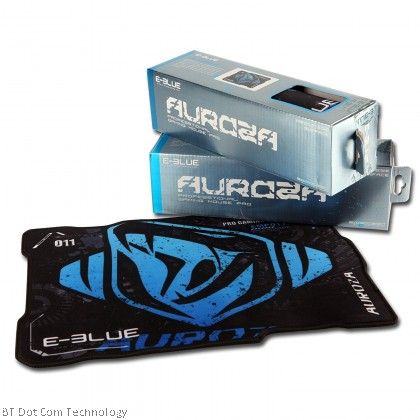 E-Blue Auroza FPS Extra Large Gaming Mouse Pad /800 x 300 mm x 3mm/Ultra smooth surface