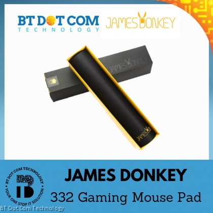 James Donkey 332 Gaming Mouse Pad